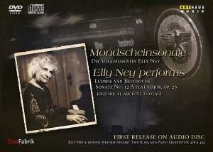 Elly Ney performs Beethoven - Historical Archive Footage Product Image