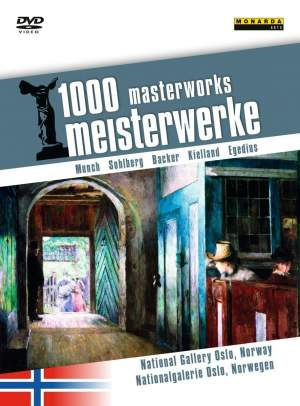 1000 Masterworks - National Gallery Oslo, Norway
