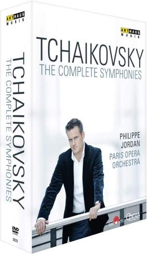 Tchaikovsky: The Complete Symphonies Product Image