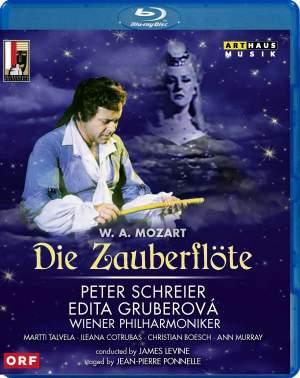 Mozart: Die Zauberflöte (Blu-ray) Product Image