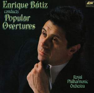 Enrique Bátiz conducts Popular Overtures