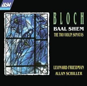 Bloch: Baal Shem
