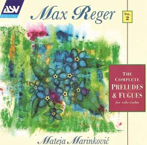 Reger: Preludes and Fugues