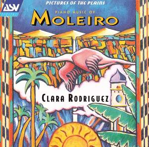 Moleiro: Piano Music