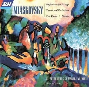 Miaskovsky: Sinfonietta & other chamber music