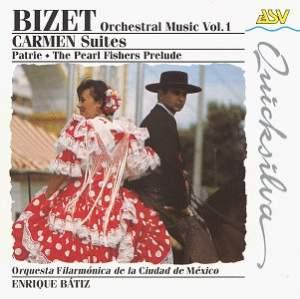 Bizet: Orchestral Music Vol. 1