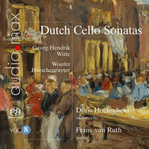 Dutch Cello Sonatas Vol. 8 Product Image
