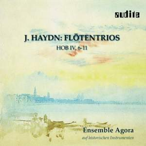Haydn: Divertimenti Hob. IV: 6-11