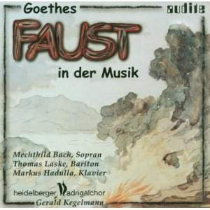 Goethe's 'Faust' in der Musik