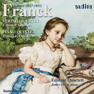Eduard Franck: String Quartet & Piano Quintet