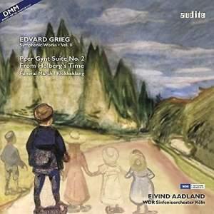 Grieg: Complete Symphonic Works Volume 2 - Vinyl Edition