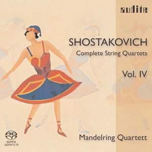 Shostakovich: Complete String Quartets Volume 4