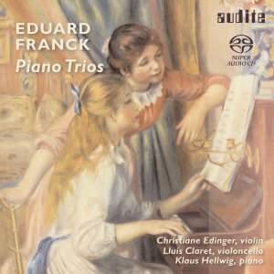 Eduard Franck - Piano Trios