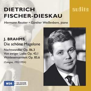 Dietrich Fischer-Dieskau sings Die Schone Magelone