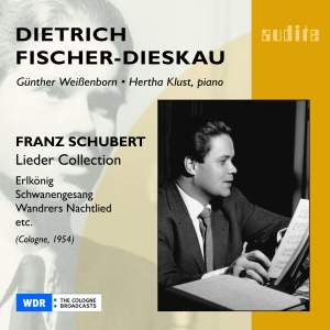 Schubert: Lieder Collection