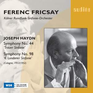 Ferenc Fricsay conducts Haydn Symphonies Nos. 44 & 98