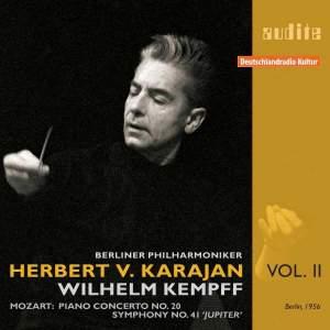 Mozart: Piano Concerto No. 20 & Symphony No. 41