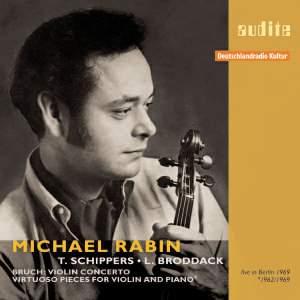 Bruch - Violin Concerto No. 1
