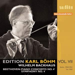 Beethoven: Piano Concerto No. 4 & Symphony No. 4