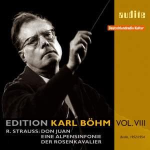 Strauss: Don Juan & Eine Alpensinfonie