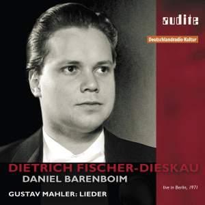 Fischer-Dieskau 85th Birthday Edition: Mahler Lieder