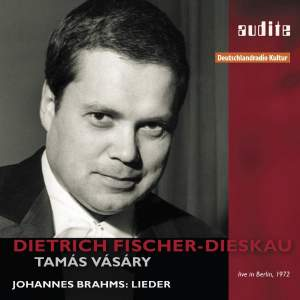 Fischer-Dieskau 85th Birthday Edition: Brahms Lieder