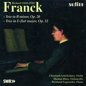 Richard Franck: Piano Trios