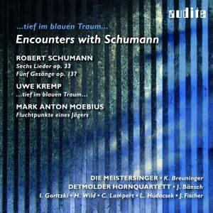 ...tief im blauen Traum ... Encounters with Schumann