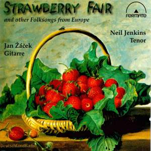 Strawberry Fair and other Folksongs from Europe