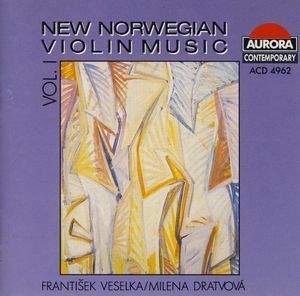 New Norwegian Violin Music Vol. I