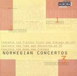 Norwegian Concertos
