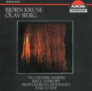 The Norwegian Contemporary Music Ensemble play works by Kruse, Berg & others