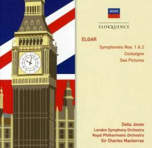 Elgar: Symphonies Nos. 1 & 2, Cockaigne Overture, Sea Pictures