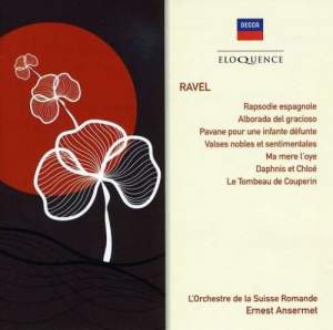 Ravel: Rapsodie Espagnole & other orchestral works