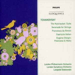 Tchaikovsky: The Nutcracker Suite, Serenade for Strings & other orchestral favourites