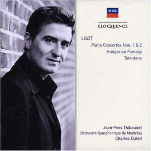 Liszt: Piano Concerto No. 1 in E flat major, S124, etc.