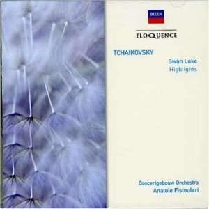 Tchaikovsky: Swan Lake, Op. 20 (excerpts)