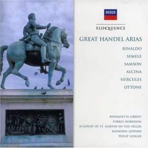 Great Handel Arias