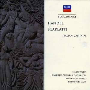Handel & Scarlatti: Italian Cantatas