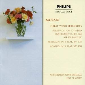 Mozart: Great Wind Serenades