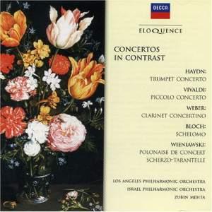 Concertos In Contrast