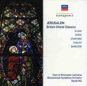 Jerusalem - British Choral Classics
