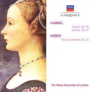 Hummel & Weber: Chamber Works