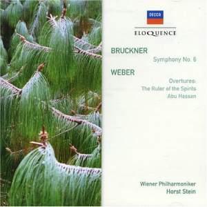 Horst Stein conducts Bruckner & Weber