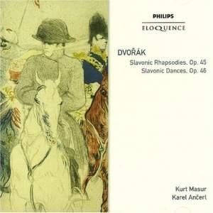 Dvorak: Slavonic Rhapsodies & Slavonic Dances Nos. 1-8