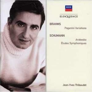 Jean-Yves Thibaudet plays Brahms & Schumann