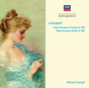 Schubert - Piano Sonatas Nos. 16 & 21