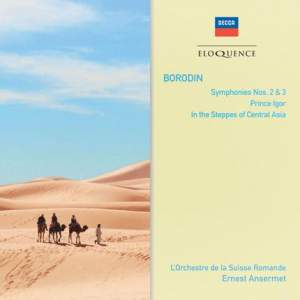 Borodin: Symphonies Nos. 2 & 3, Prince Igor & In the Steppes of Central Asia
