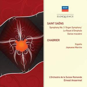 Saint-Saëns & Chabrier: Popular Orchestral Works
