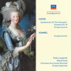 Haydn: Symphonies Nos. 22 & 90 and Trumpet Concerto